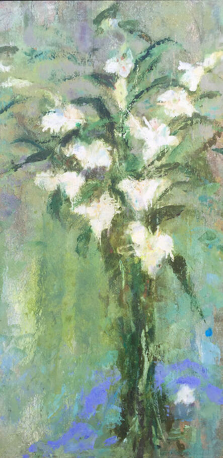 Cynthia Packard, 'Bird Flowers', 2015