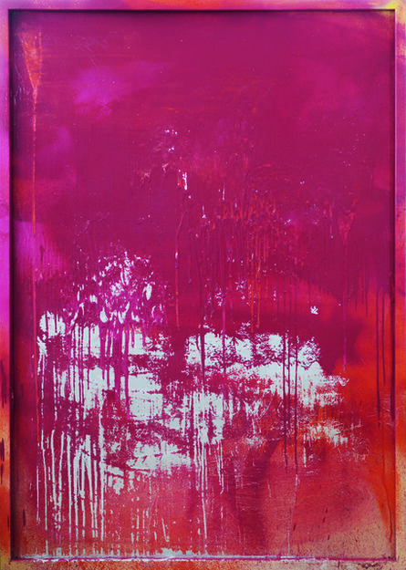Thierry Furger, 'BUFFED COLORS NO. 5', 2015