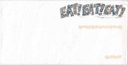 Kim Rugg, 'Christmas Message Angel I', 2007