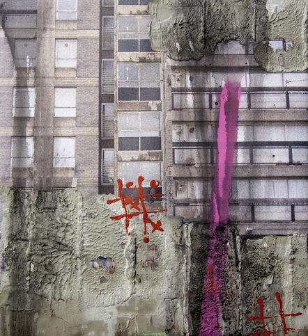 David Hepher, 'Study for Durrington Towers I, ', 2005