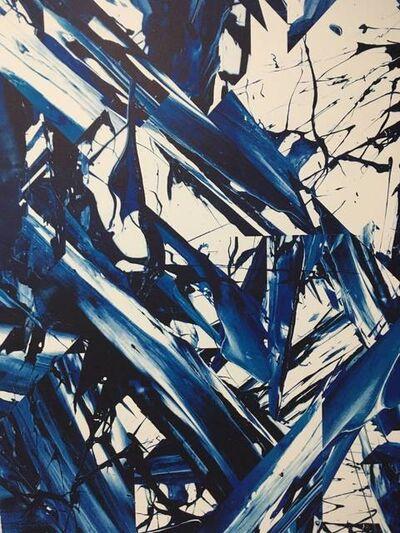 Meguru Yamaguchi, 'Splitting Horizon No. 10', 2019