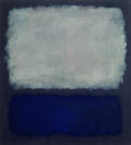 Mark Rothko, 'Blue and Grey ', 1962