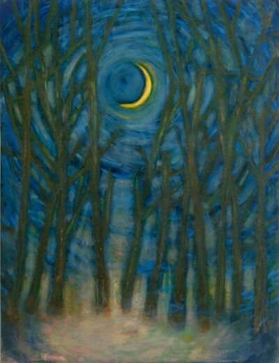 Katherine Bowling, 'Blue Moon', 2019