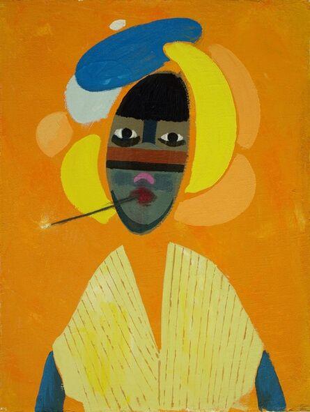 Moritz Schleime, 'Portrait No. 17 ', 2015-16