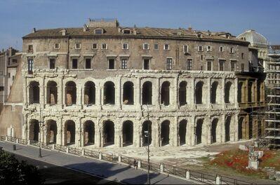 'Theater of Marcellus, Rome', 23-13 B.C.