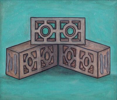 Vicente Telles, 'Breeze Blocks', 2020