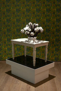 Claudia Hart, 'The Still Life With Flowers by Henri Fantin-Latour', 2020