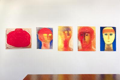Miriam Cahn, 'KRIEG, 15.05.1994', 1994