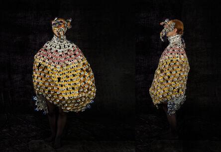 Sandra Lapage, 'Dress Cage', 2020