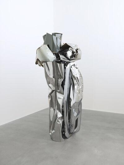 John Chamberlain, 'GOOSECAKEWALK', 2009
