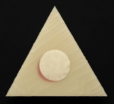 Florence Miller Pierce, 'Untitled (Triangle)', 1985