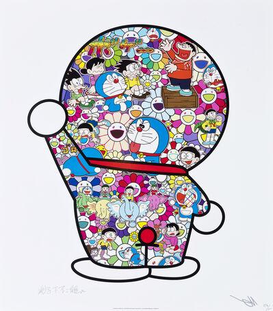 Takashi Murakami, 'Doraemon's Daily Life'