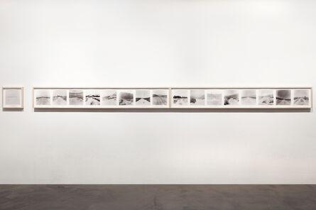 Robert Kinmont, 'My Favorite Dirt Roads  ', 1969/2008