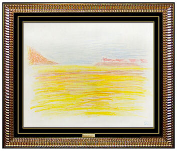 Joseph Stella, 'Panoramic Coast', 20th Century
