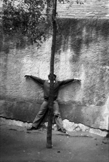 Marcelo Brodsky, 'Autorretrato fusilado', 1979