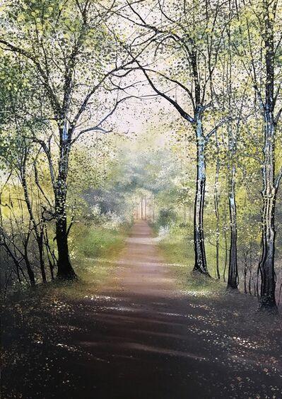 Beckie Reed, 'Sunlit Lane', 2018