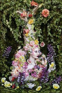 Kirsty Mitchell, 'The Secret Locked In The Roots of a Kingdom', 2014