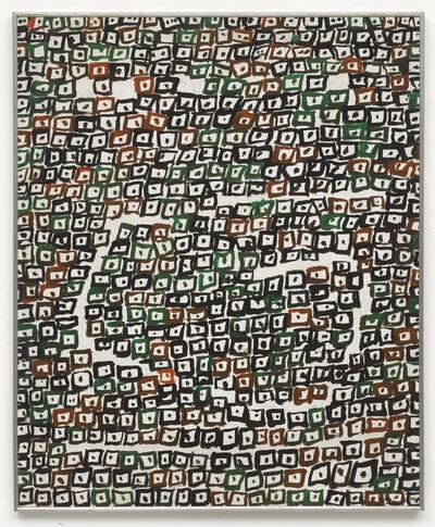 Charles Hossein Zenderoudi, 'OT + GIR', 1974