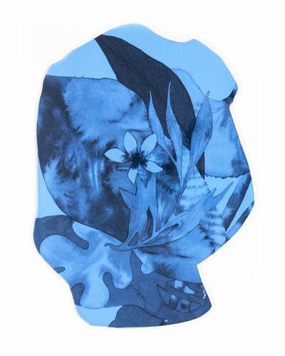 Ashley Zangle, 'Arp Relief Botanical', 2018