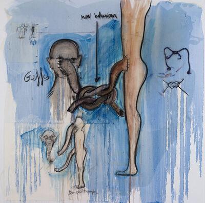 Fabrice Hyber, 'Double trompe', 2011