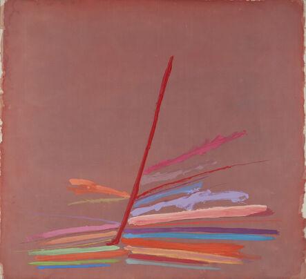 Dan Christensen, 'Couvade', 1979