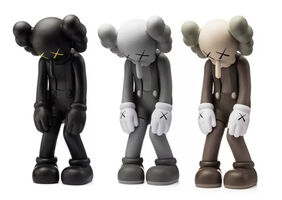 "KAWS, 'Companion ""Small Lie""', 2017"