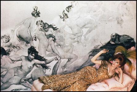 Gordon Parks, 'Untitled, Los Angeles, California (Barbra Streisand) (31.083)', 1959