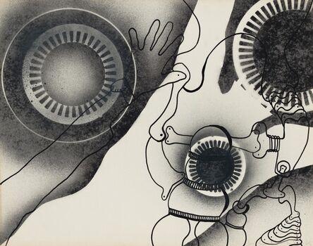 Kiki Kogelnik, 'Untitled (Robots)', 1965