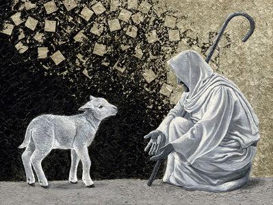 Philip Mantofa, 'THE LORD IS MY SHEPHERD     ', 2016