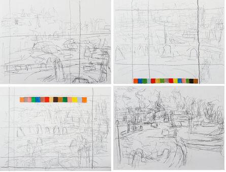 Hearne Pardee, 'Color Keys', 2019