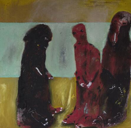 Shabu Mwangi, 'Stillness of Lacking Home Identity', 2017