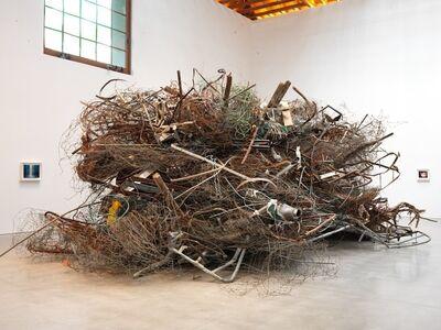 Dan Colen, 'Infinite Jest', 2012