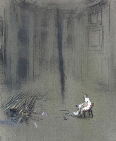 Leonid Tskhe, 'Closed Courtyard', 2018