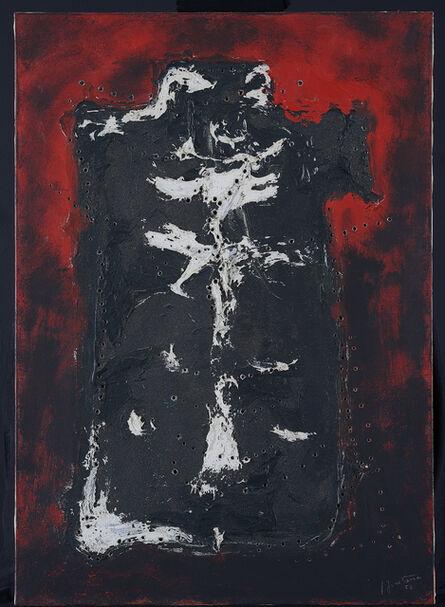 Lucio Fontana, 'Concetto Spaziale', 1954