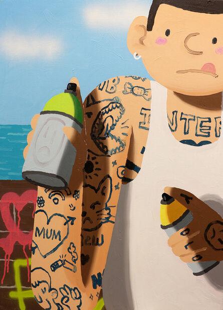 Imon Boy, 'Muchos tatus', 2021