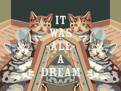 Trey Speegle, 'It Was All a Dream', 2019