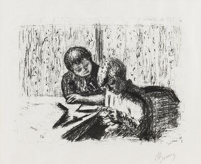 Pierre Bonnard, 'La Lettre (Bouvet 98)', circa 1925