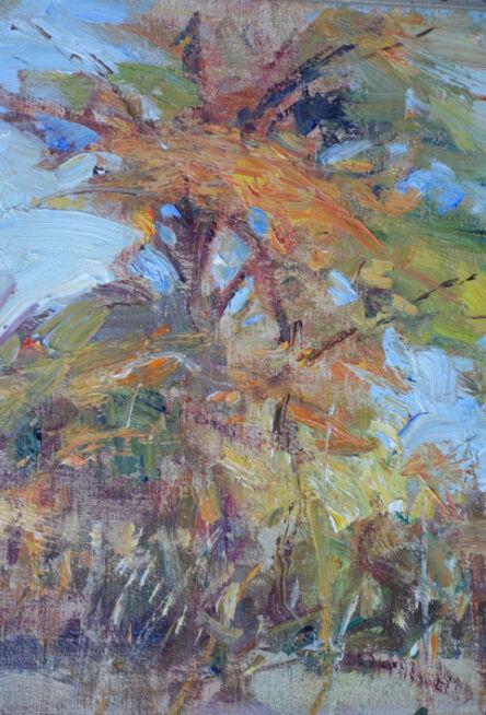 Gordon Fowler, 'Tall Cypress ', 2014