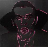 Andy Warhol, 'Dracula', 1981