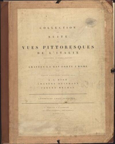 Johann Christian Reinhart, Albert Christoph Dies and Jacob Wilhelm Mechau, 'Collection ou Suite de Vues Pittoresques de l'Italie', 1798