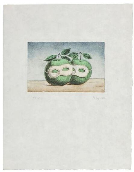 René Magritte, 'La Prêtre Marie (La Valse Hésitation)', 1968