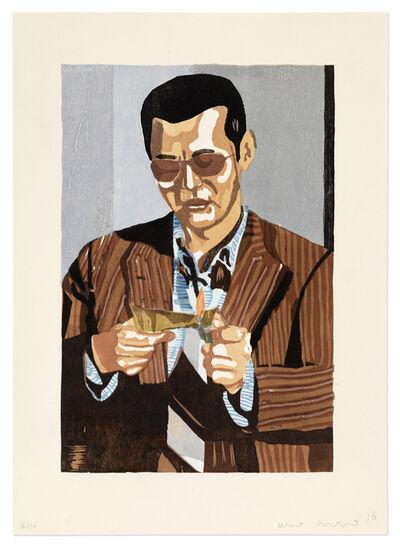 David Curcio, 'Yakuza Print: Gee, Thanks', 2016