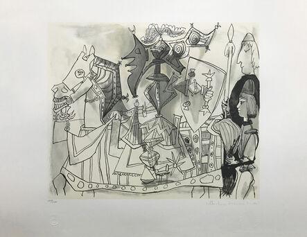 Pablo Picasso, 'JEUX DE PAGES', 1979-1982