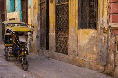Joan Lemler, 'Pedicab'