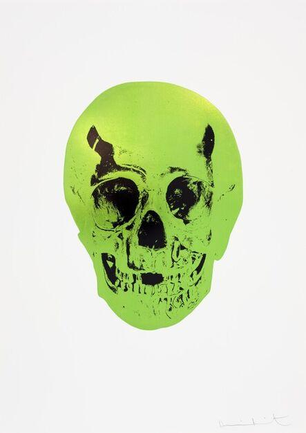 Damien Hirst, 'The Sick Dead: Lime Green/Raven Black', 2009