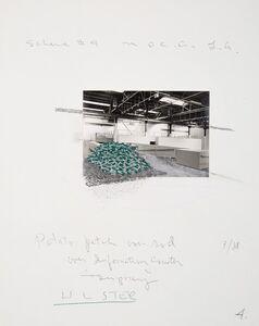 David Ireland, 'Untitled (Scheme #4 M.O.C.A. L.A.)', 1988