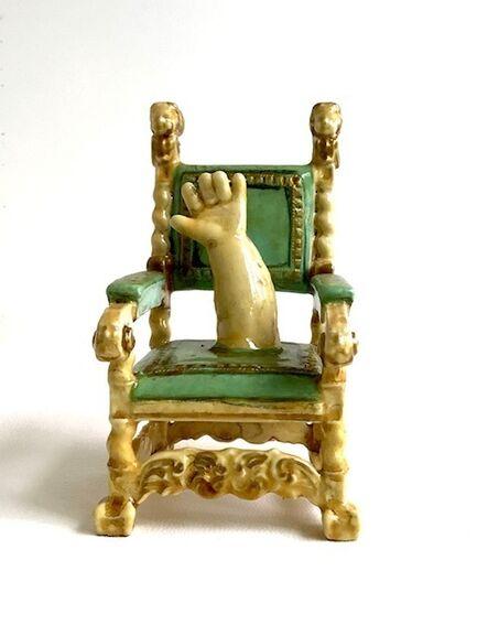 Renee Tay, 'Turquoise Armchair', 2021