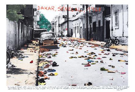 Marcelo Brodsky, 'Dakar, Sénégal, 1968', 2014-2019