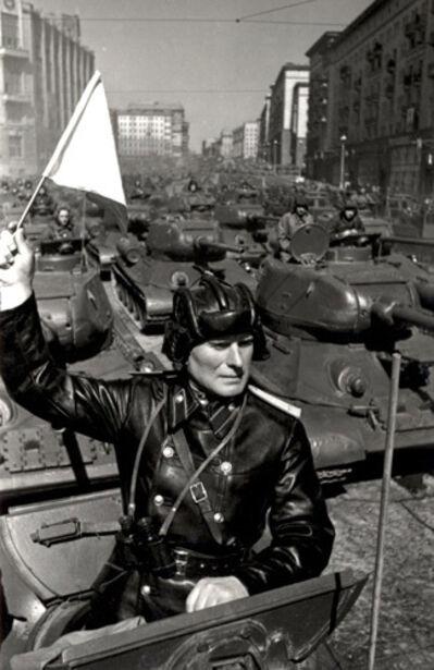 Mikhail Trakhman, 'Start before the Parade', 1945