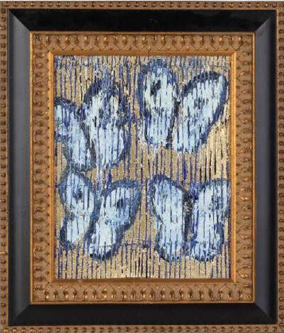 Hunt Slonem, 'Untitled (small butterflies)', 2019